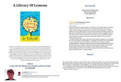 Library of lemons